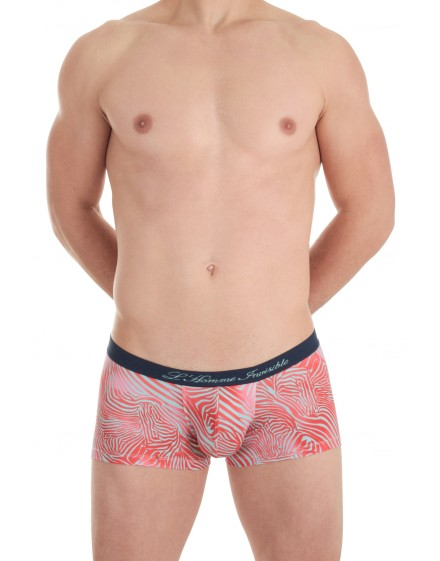 Red Zebra Push Up Hipster