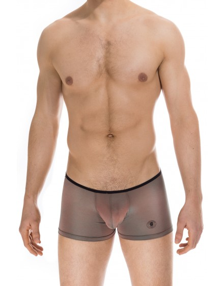 Triton - Boxer homme Invisible en microfibre avec poche push up