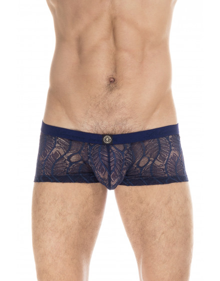 Anton Marine - Hipster boxer shorty Push Up homme transparent