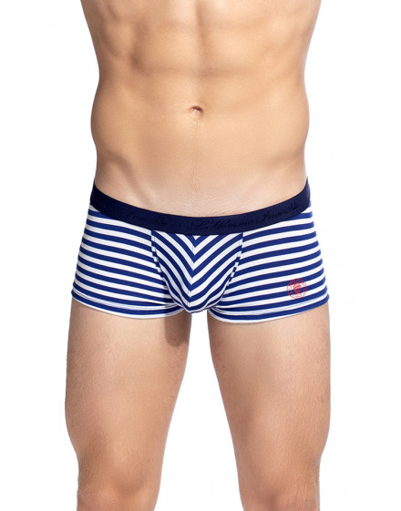 Connor Hipster boxer shorty Push Up homme en rayures mariniere