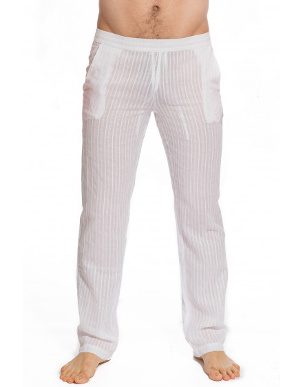 Barbados Resort Lounge Pants for men in cotton voile