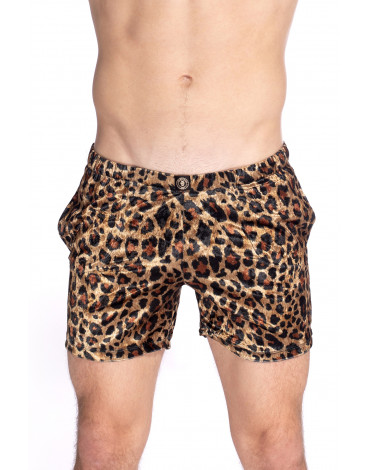 Leopard - Lounge Short