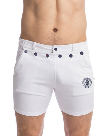 Matelot - White Shorts